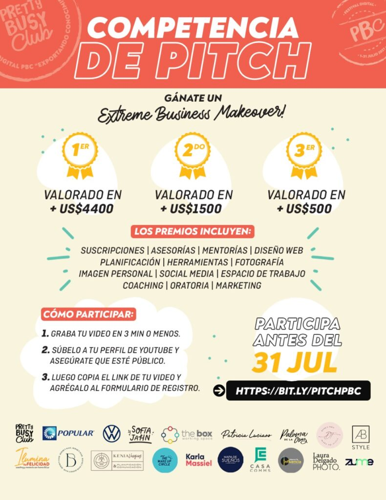 Arte Pitch Competition